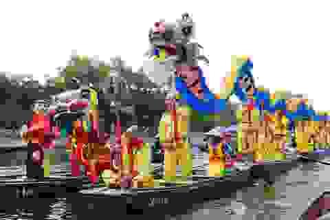 """Khai mạc tuần du lịch """"Sắc vàng Tam Cốc – Tràng An"""""""