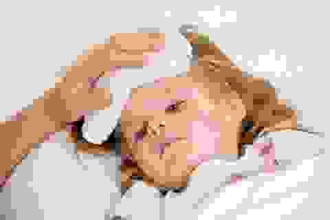 Phòng chống bệnh đường hô hấp cho trẻ nhỏ trong mùa lạnh