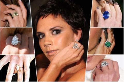 Là vợ danh thủ, Victoria Beckham sở hữu… 14 chiếc nhẫn cưới