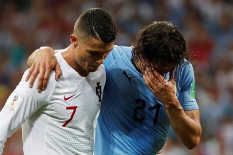 90 phút cuối cùng của C.Ronaldo tại World Cup 2018
