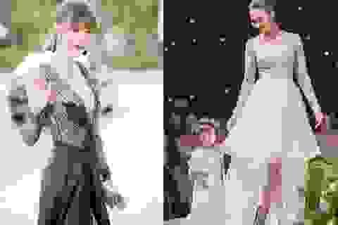 Quế Vân sửa mũi lần 6, con gái Hồng Quế làm vedette cùng mẹ