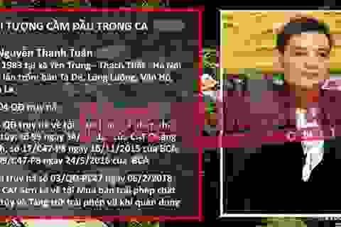 """Chân dung """"ông trùm"""" buôn bán 1.182 bánh heroin bị tiêu diệt ở Lóng Luông"""