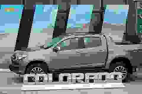 Ford Ranger hết hàng, Chevrolet Colorado lên ngôi