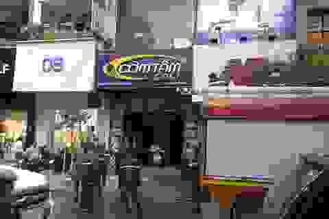 Quán cơm tấm bất ngờ bốc cháy, thực khách chạy tán loạn