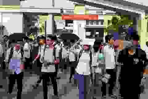 Trường THPT Chuyên Hà Tĩnh công bố điểm chuẩn vào lớp 10