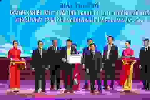 Tôn vinh các doanh nghiệp đầu tư và kinh doanh du lịch hàng đầu Việt Nam