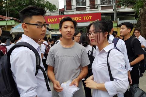 Trường ĐH Ngoại thương hạ điểm sàn xét tuyển năm 2018