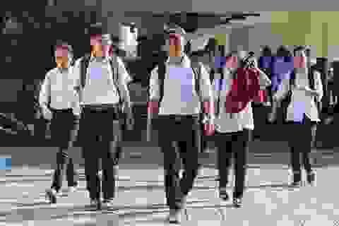 Một học sinh Xê-đăng đạt điểm 10 môn GDCD