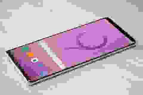 Galaxy Note 9 có thiết kế giống phiên bản cũ, có thêm nhiều màu mới