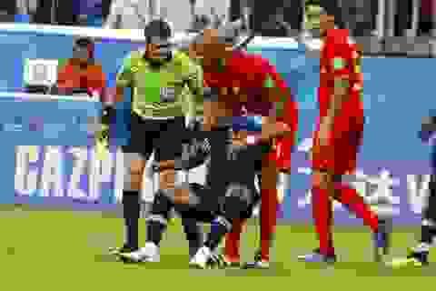 Mbappe thoát án treo giò ở trận chung kết World Cup 2018