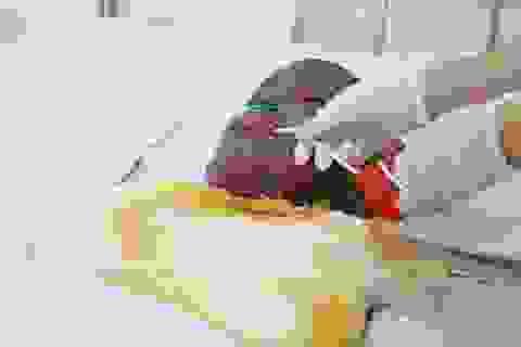 Nổ bình gas mini, cô gái trẻ bị bỏng nặng