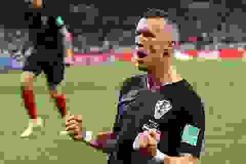 Ivan Perisic: Người cứu tuyển Croatia khỏi thời khắc tăm tối