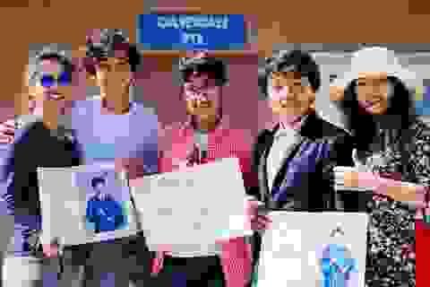 Cựu học sinh Trường Quốc tế Á Châu tỏa sáng trên đất Mỹ