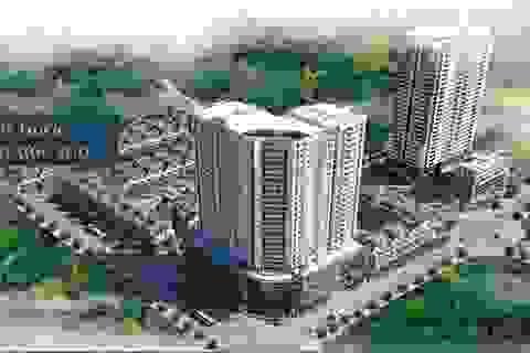 Xuất hiện dự án chung cư nhà ở chiến sĩ Bộ Công An – Thăng Long City ở phía Tây Hà Nội