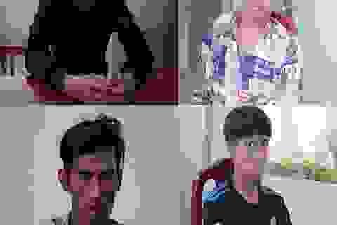 Băng cướp tuổi teen gieo rắc kinh hoàng bị bắt giữ
