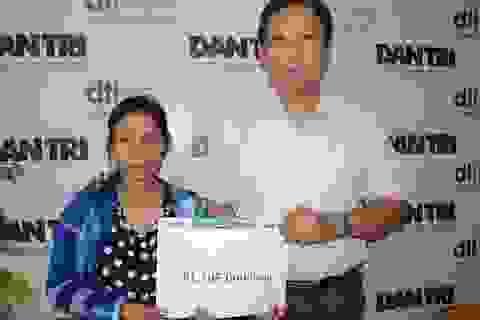 Hơn 91 triệu đồng đến với gia đình cậu bé mắc đa dị tật bẩm sinh