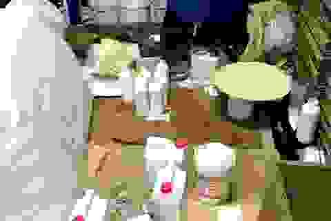 Hà Nội: Phát hiện hành vi mới về làm giả thuốc thú y