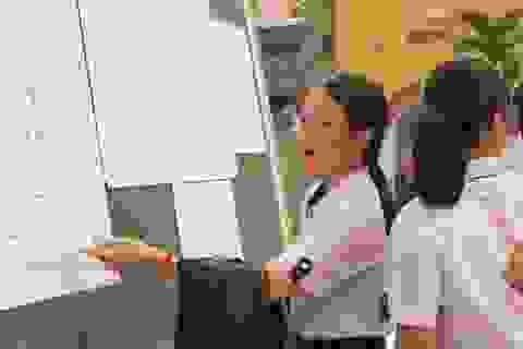 Trường ĐH Tài chính - Marketing công bố điểm sàn xét tuyển và điểm trúng tuyển xét học bạ