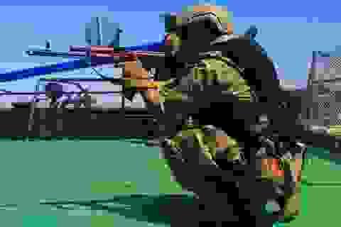 Mỹ, Ukraine tập trận chung quy mô lớn gần bán đảo Crimea