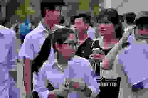 ĐH Quốc gia Hà Nội công bố điểm sàn xét tuyển năm 2018: Từ 15 - 20 điểm