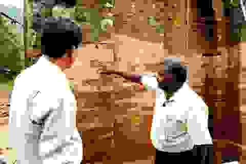 Thánh địa Mỹ Sơn: Tháp K hoàn thành trùng tu và mở cửa đón du khách