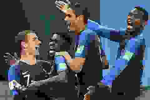 Đội tuyển Pháp: Sự hòa quyện sắc tộc dẫn lối vinh quang