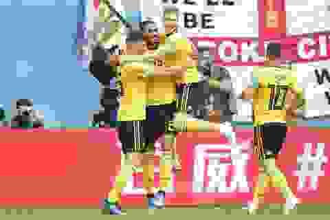 Đánh bại tuyển Anh, Bỉ lần đầu giành huy chương ở World Cup