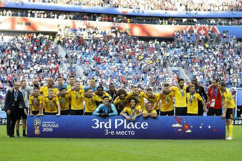 Bỉ 2-0 Anh: Bỉ giành Huy chương đồng