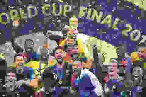 Pháp 4-2 Croatia: Dấu ấn của Griezmann, Pogba và Mbappe