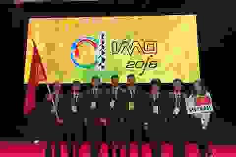 Hải Phòng: Thưởng 700 triệu đồng tới 2 học sinh đoạt giải Olympic Toán quốc tế 2018