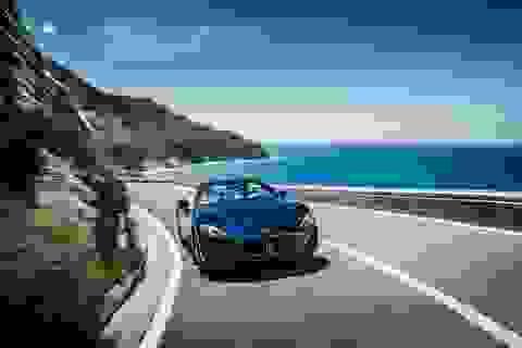 Maserati GranCabrio 2018 - Tận hưởng tốc độ dưới gió trời