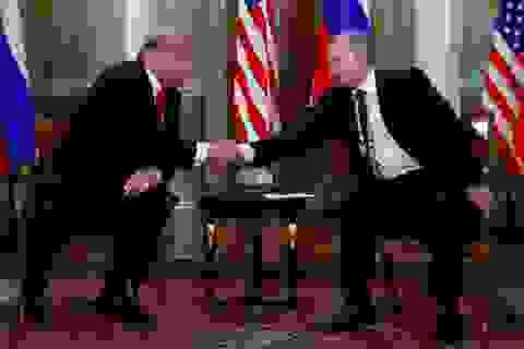 Ông Putin mời ông Trump đến Nga