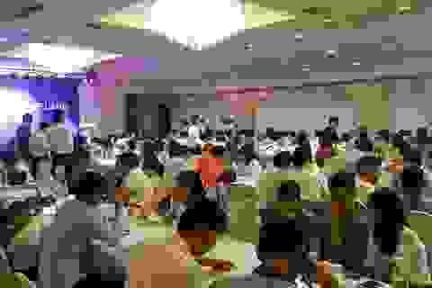 """Vì sao dự án Hanoi HomeLand vừa """"trình làng"""" Long Biên đã hút khách?"""