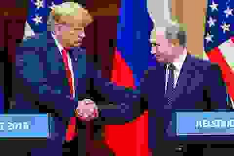 Lý do Tổng thống Trump họp riêng 2 tiếng với ông Putin trong phòng kín