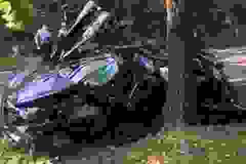 Đâm nát siêu xe McLaren sau khi mua chỉ một ngày