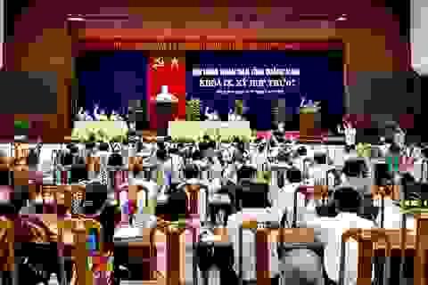 Miễn nhiệm chức danh Ủy viên UBND tỉnh đối với ông Lê Phước Hoài Bảo
