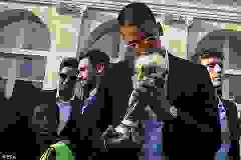 Thủ môn vô địch World Cup 2018 dù chưa đá phút nào cho tuyển Pháp