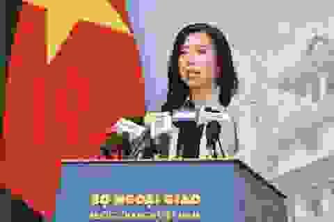 """Việt Nam lên tiếng về """"chiến tranh"""" thương mại Mỹ - Trung"""