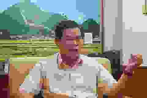 Bí thư Hà Giang Triệu Tài Vinh nói gì về việc con gái được nâng điểm?