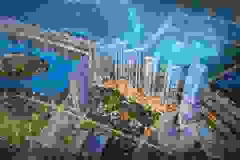 Dự án bất động sản nổi bật trên khu đất vàng Nam Sài Gòn sắp ra mắt