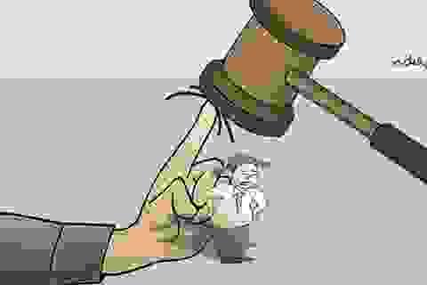 Xử án quan và xử án dân