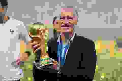 Deschamps quyết không nhường ghế HLV tuyển Pháp cho Zidane