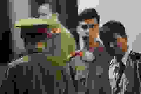 An ninh thắt chặt trong đêm, phục vụ rà soát điểm thi tại Sơn La