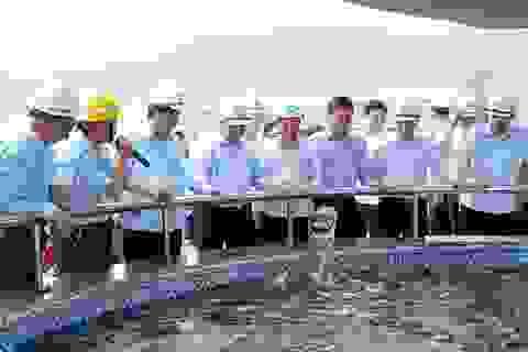 Thủ tướng Nguyễn Xuân Phúc thị sát Formosa Hà Tĩnh