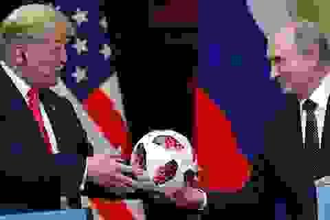 """""""Số phận"""" món quà đặc biệt Tổng thống Putin tặng ông Trump"""