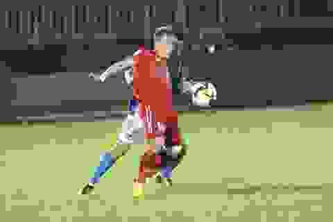 CLB Hà Nội chờ ngày đăng quang, nghẹt thở cuộc đua trụ hạng V-League