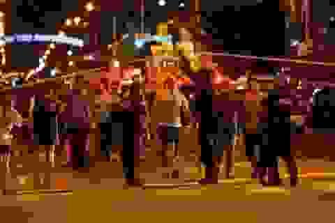Xả súng ở Toronto, nhiều người thương vong