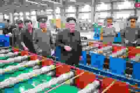 """Đàm phán với Mỹ gặp trở ngại, Triều Tiên kêu gọi người dân """"thắt lưng buộc bụng"""""""