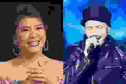 Giám khảo Kim Oanh bật khóc trước bản sao của cố nghệ sĩ Trần Lập