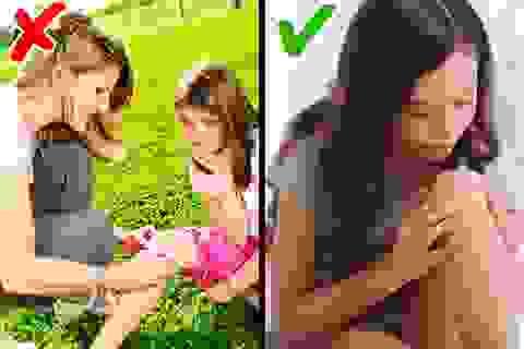 10 kỹ năng cơ bản bọn trẻ cần học trước tuổi 13